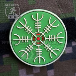 Helm of Awe Patch - multicam 3D nášivka PVC