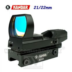 Kolimátor Kandar Open Type KD105 21/22 Dot Sight