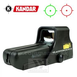 Kolimátor Kandar Graphic Sight 552 EOT Red + Green