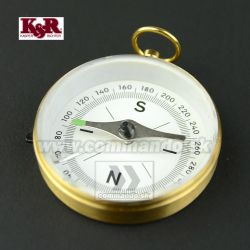 Kasper & Richter Orbit vreckový kompas 387220 Pocket Compass