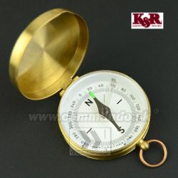 Kasper & Richter Orbit vreckový kompas 387320 Pocket Compass