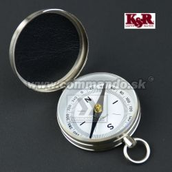 Kasper & Richter Orbit vreckový kompas 387420 Pocket Compass
