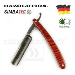 Britva Razolution SimbaTec Solingen Racing Red 888109