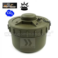Ultraforce Landmine CO2 Airsoft nášľapná Mína Olive Green