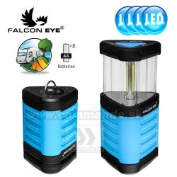 Kempingové svetlo PICOP Falcon Eye 3 LED Panel Latern