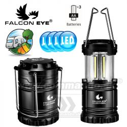Kempingové svetlo TURTOP Falcon Eye 3 LED Panel Latern