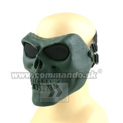 Airsoft Maska Skull Style Olive Tactical Ultimate