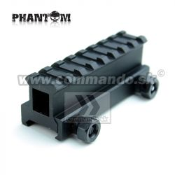 Phantom High Rail Extension Metal Mount Base