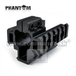 Phantom Front Three Rails Barrel Mount