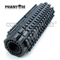 Phantom M4 RAS w/7x45° Adjustable Rail Short