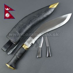 "Original Nepal KUKRI Jungle 10,5"" Hand Made Khukuri"