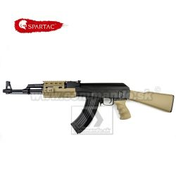 Airsoft Spartac SRT-09 AK47 Metal Gear Box AEG 6mm