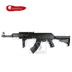 Airsoft Spartac SRT-13 AK47 Metal Gear Box AEG 6mm