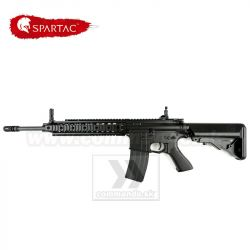 Airsoft Spartac SRT-23 M4 Metal Gear Box AEG 6mm