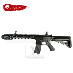 Airsoft Spartac SRT-25 M4 Metal Gear Box AEG 6mm