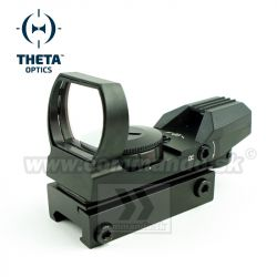 Theta Optic Kolimátor Open Type Dot Sight otvorený