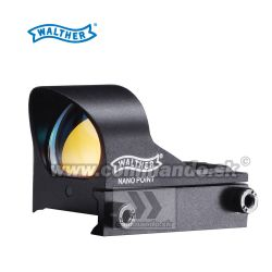 Kolimátor Walther Nano Point Dot Sight