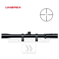 Puškohľad Umarex UX 4x20 Low Rifle Scope