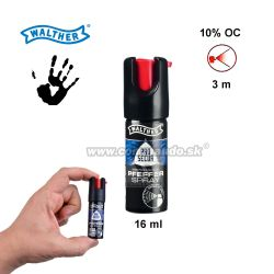 Walther ProSecur Pepper Spray 16 ml Obranný sprej