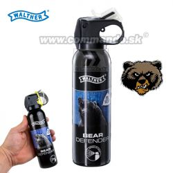 Walther Sprej na medvede ProSecur Bear Defender Spray