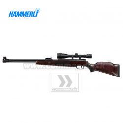 Vzduchovka Hammerli Hunter Force 900 Combo 4,5mm, 7,5J Airgun Rifle