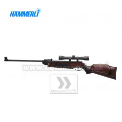Vzduchovka Hammerli Hunter Force 750 Combo 4,5mm 7,5J Airgun rifle