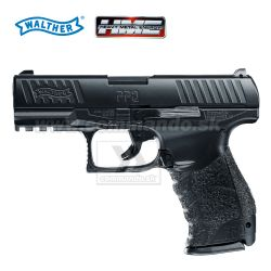 Airsoftová pištoľ Walther PPQ HME Heavy Metal Energy Black ASG 6mm, Airsoft Pistol
