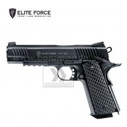 Airsoft Pistol Elite Force 1911 TAC Full Metal CO2 GBB 6mm