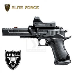 Airsoft Pistol Elite Force Race Gun IPSC AGCO2 6mm