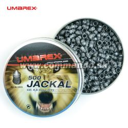 Umarex Diabolo Jackal 4,5mm Pointed Ribbed