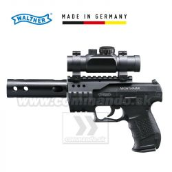 Airgun Pistol vzduchovka Walther NightHawk CO2 4,5mm