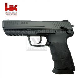 Airgun Pistol Heckler&Koch HK45 GNB CO2 4,5mm