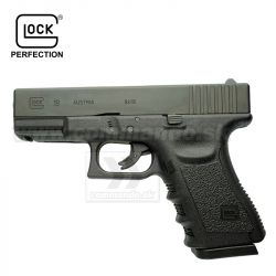 Airgun Vzduchovka Pistol Glock G19 Black GNB CO2 4,5mm