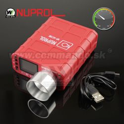 Airsoft Nuprol AC100 Chronograph Speedmeter