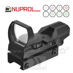 We Nuprol NP Point RDS Kolimátor Open Type Dot Sight otvorený