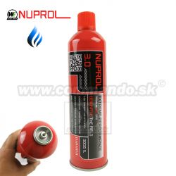 WE Nuprol 3.0 Plyn Red Premium Gas 500 ml
