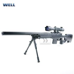Airsoft Sniper Well L96 MA 4401D 4-16x50 Set ASG 6mm