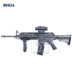 Airsoft Well D96 M4 RIS AEG 6mm
