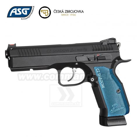 Airsoft Pistol CZ Shadow 2 Full Metal CO2 GBB 6mm