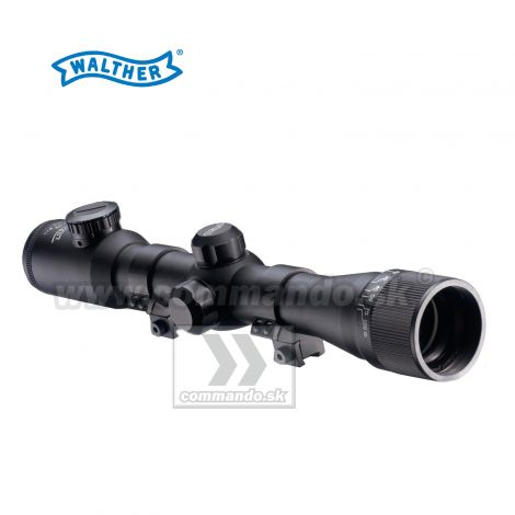 Puškohľad Walther 4x32 CI Rifle Scope