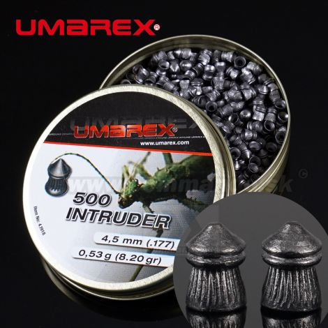 Diabolky Umarex Intruder 4,5 mm (.177) 500 Pointed Ribbed