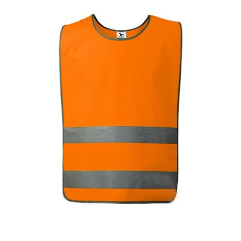 Classic Safety Vest Orange
