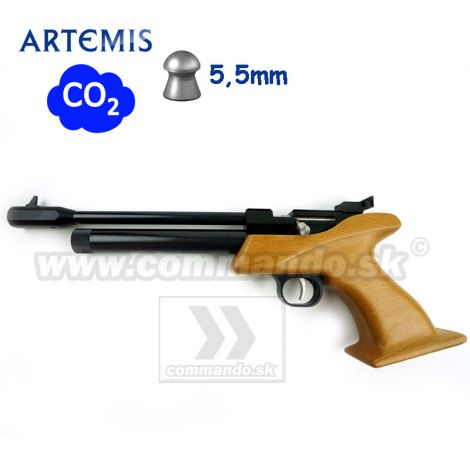 Airgun Pistol Vzduchovka Model CP1 CO2 5,5mm