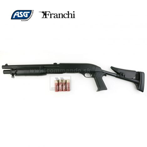 Airsoft ShotGun FRANCHI SAS 12 ASG Flex 6mm