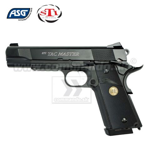 Airsoft Pistol STI Tac Master Gas GBB 6mm