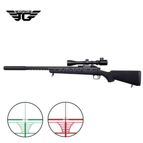 Airsoft JG Sniper Rifle JG367S BAR 10G 6mm