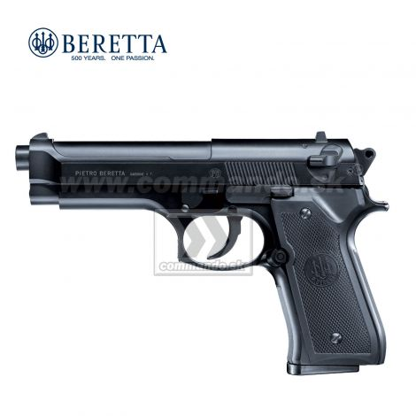 Airsoft Pistol Beretta M92 FS Metal Slide ASG 6mm