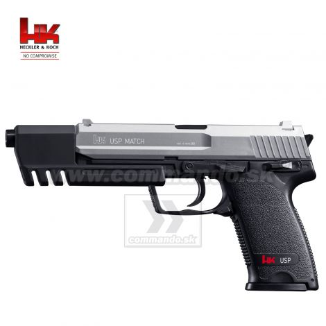 Airsoft Pistol Heckler&Koch HK USP Match ASG 6mm