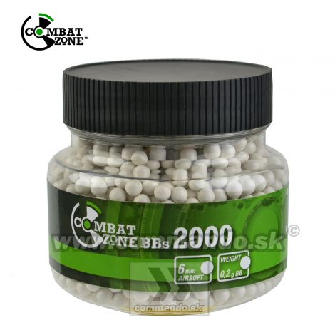 Umarex Combat Zone 2000ks BB 0,20g 6mm