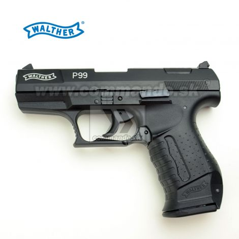 Plynovka Walther P99 Black 9mm